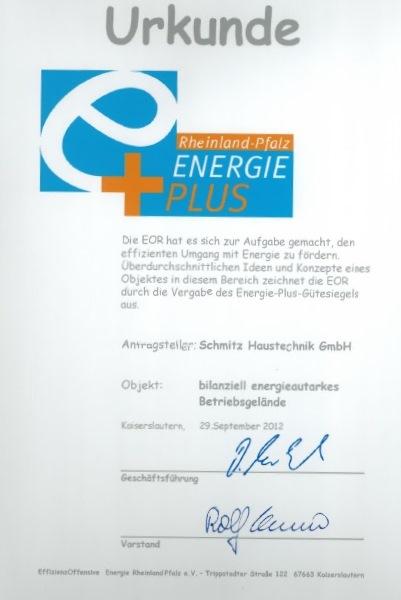 Rheinland Pfalz Energie - EOR