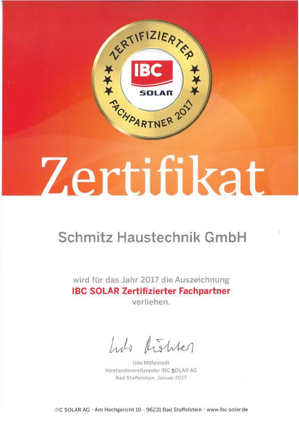 Zertifikat BayWare-Partnernetzwerk